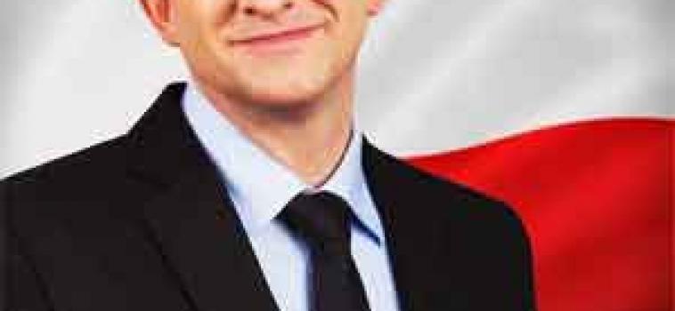 Środa (6 maja) godz.14:30 Ogólnopolska Konwencja Wyborcza Grzegorza Brauna