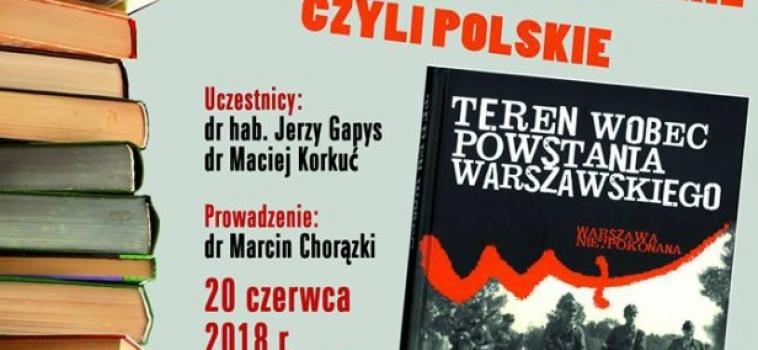 Krakowska Loża Historii Współczesnej IPN -20 czerwca 2018 r, środa godz. 18