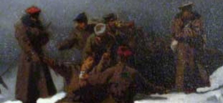 Podróż więźnia do Syberii w1854 – Agaton Giller