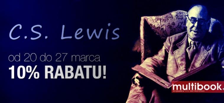 Promocja książek C. S. Lewisa