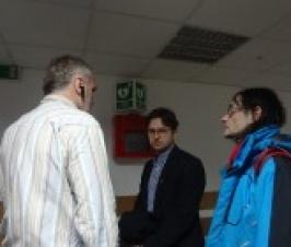 Poniedziałek (19 stycznia) godz.10:30 – Zażalenie na zatrzymanie dziennikarza – naszego Witka Zielińskiego
