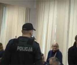 Środa (7 stycznia) godz.10:00 Kolejna sprawa p-ko Hani Dobrowolskiej i Grzegorzowi Braunowi