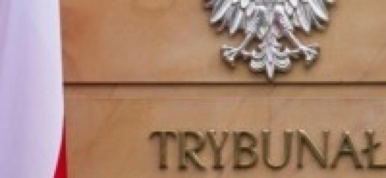 Czwartek (3 grudnia) godz.8:30 Protest pod Trybunałem oraz posiedzenie TK