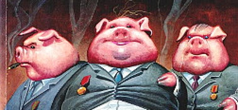 Kto człowiekiem a kto świnią?