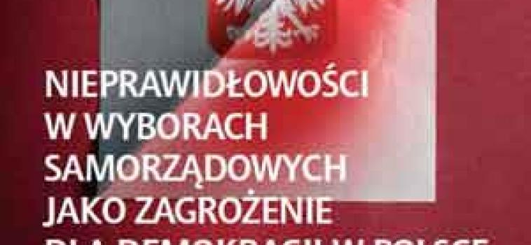 Czwartek (godz.9:30) Wysłuchanie publiczne w PE dotyczące ostatnich wyborów samorządowych w Polsce